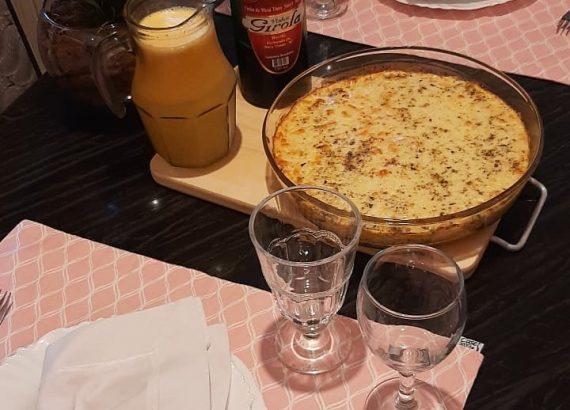 Receita de Fricassê de Frango Cremoso